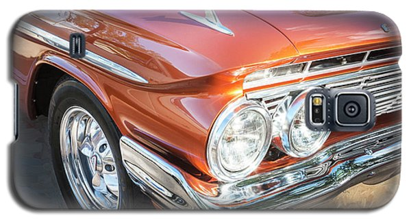 Galaxy S5 Case featuring the photograph 1961 Chevrolet Impala Ss  by Rich Franco
