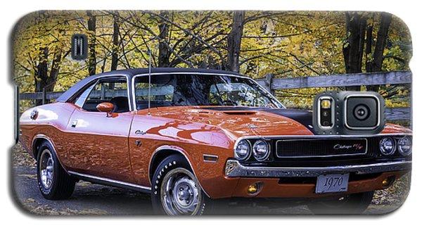 1970 Dodge Challenger Rt  Galaxy S5 Case