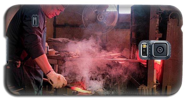 4th Generation Blacksmith, Miki City Japan Galaxy S5 Case