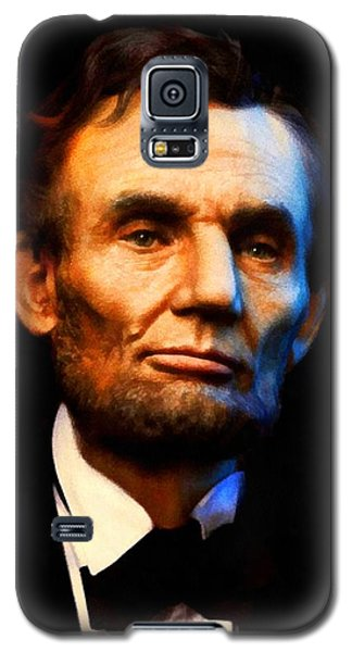 Galaxy S5 Case - Abraham Lincoln by Abraham Lincoln