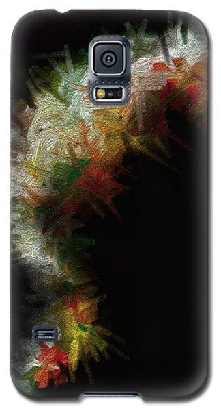 Abstract Art Galaxy S5 Case