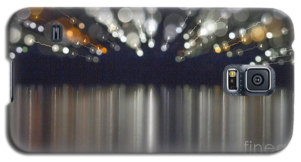 Abstract Light Texture With Mirroring Effect Galaxy S5 Case by Odon Czintos