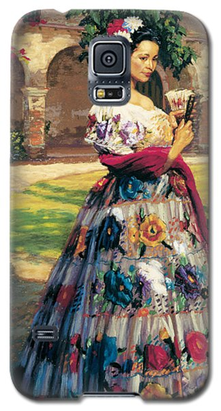 Al Aire Libre Galaxy S5 Case