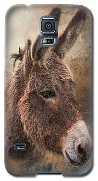 Galaxy S5 Case featuring the photograph All Ears by Robin-Lee Vieira