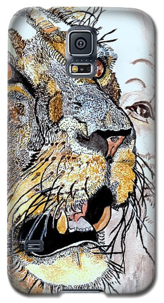 Always The King Galaxy S5 Case