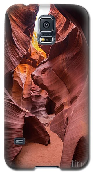 Antelope Canyon Galaxy S5 Case by JR Photography