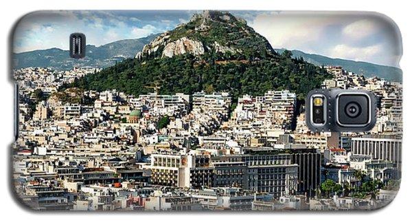 Athens Panorama Galaxy S5 Case