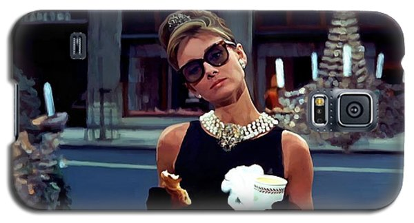 Audrey Hepburn @ Breakfast At Tiffanys Galaxy S5 Case