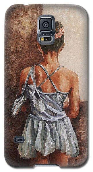 Bailarina Galaxy S5 Case by Natalia Tejera