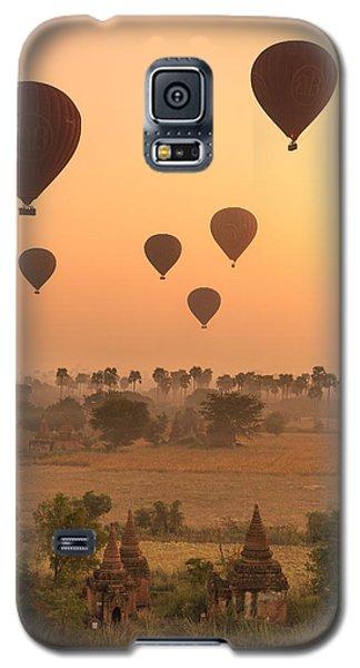 Balloons Sky Galaxy S5 Case