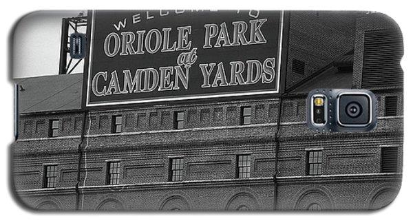 Baltimore Orioles Park At Camden Yards Bw Galaxy S5 Case