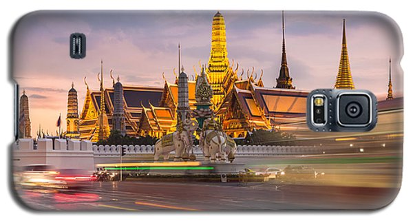 Bangkok Wat Phra Keaw Galaxy S5 Case