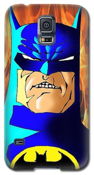Ben Affleck Galaxy S5 Case - Old Batman by Salman Ravish