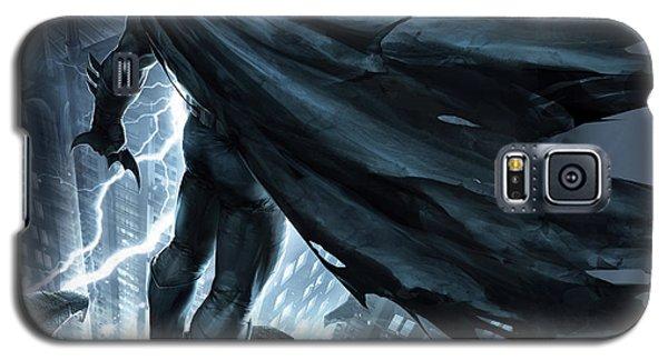 Batman The Dark Knight Returns 2012 Galaxy S5 Case