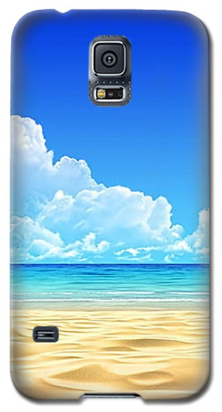 Beach Collection Galaxy S5 Case by Marvin Blaine