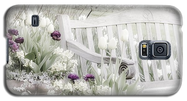 Beauty Of A Spring Garden Galaxy S5 Case