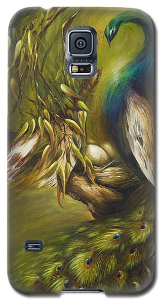 Birds Of A Feather Galaxy S5 Case by Dina Dargo