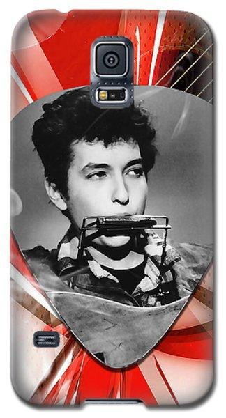 Bob Dylan Art Galaxy S5 Case by Marvin Blaine