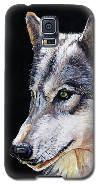 Brother Wolf Galaxy S5 Case