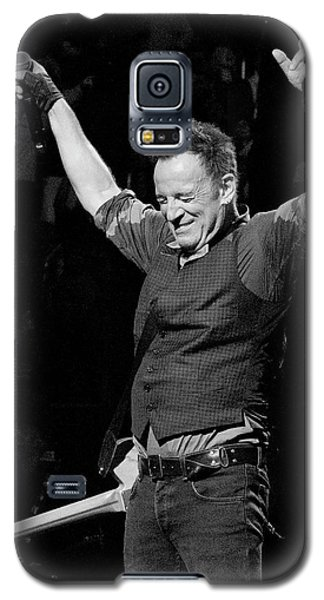 Bruce Springsteen Galaxy S5 Case by Jeff Ross