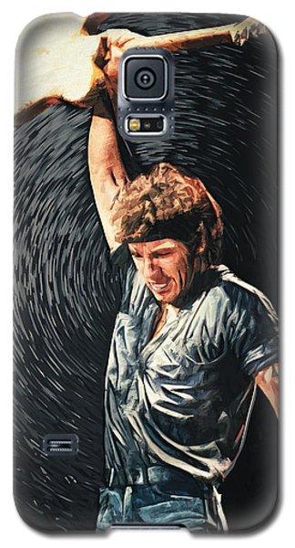 Bruce Springsteen Galaxy S5 Case