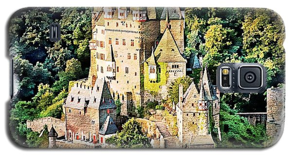 Galaxy S5 Case featuring the photograph Burg Eltz - Moselle by Joseph Hendrix