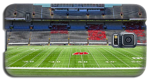 Camp Randall Uw Madison Galaxy S5 Case