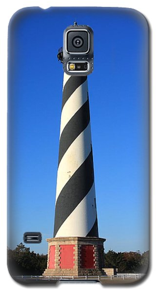 Cape Hatteras Lighthouse Galaxy S5 Case