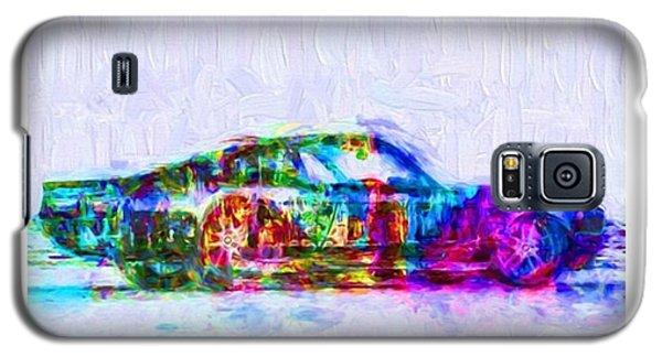 Classic Galaxy S5 Case - #car #sportscar #racecar #nascar by David Haskett II