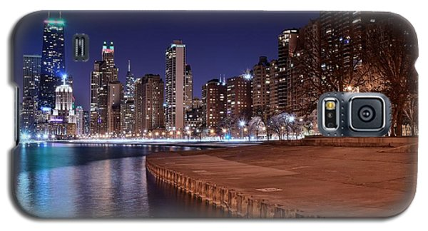 Chicago From The North Galaxy S5 Case