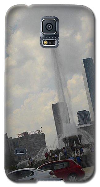 Chicago Galaxy S5 Case