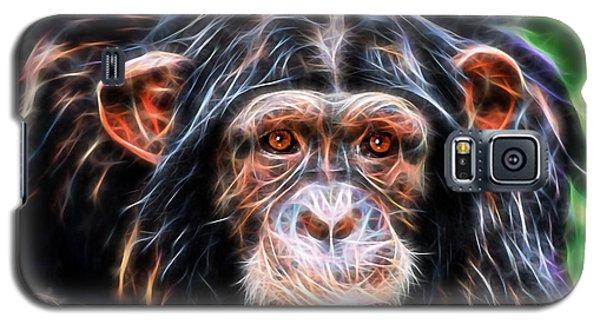 Chimpanzee Collection Galaxy S5 Case