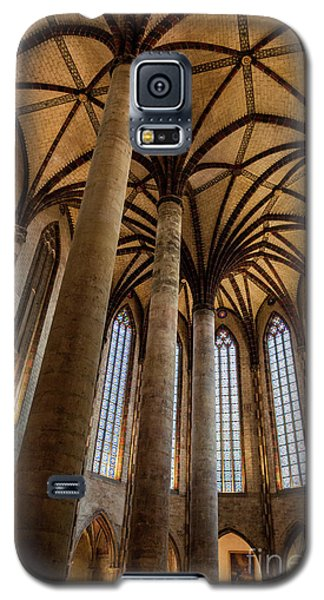 Galaxy S5 Case featuring the photograph Church Of The Jacobins Interior by Elena Elisseeva