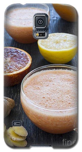 Citrus Smoothies Galaxy S5 Case by Elena Elisseeva