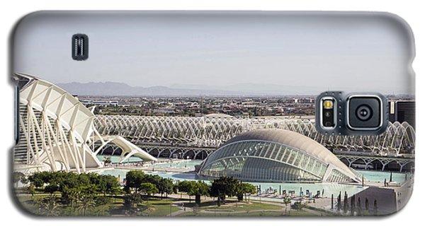 Ciudad De Las Artes Y Ciencias Valencia Galaxy S5 Case by For Ninety One Days