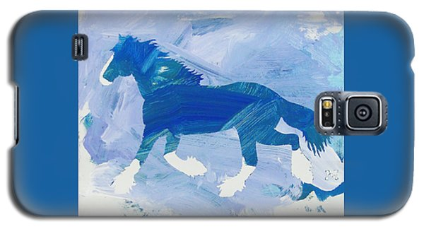 Clydesdale Dreams Galaxy S5 Case