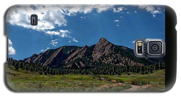 Colorado Landscape Galaxy S5 Case