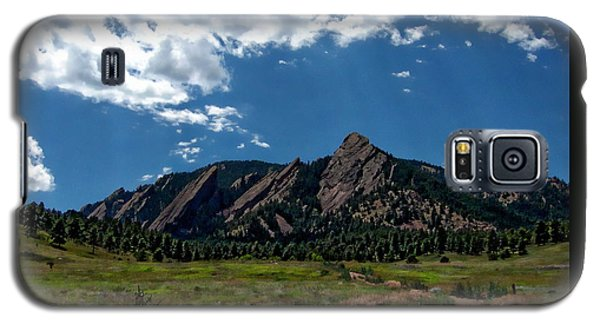 Colorado Landscape Galaxy S5 Case