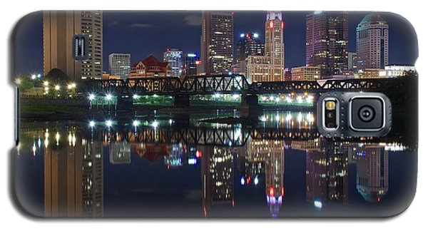 Columbus Ohio Galaxy S5 Case by Frozen in Time Fine Art Photography