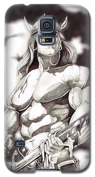 Conan The Barbarian Galaxy S5 Case