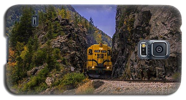 Conway Scenic Railroad Notch Train. Galaxy S5 Case