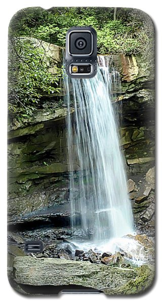 Cucumber Falls Pennsylvania Galaxy S5 Case