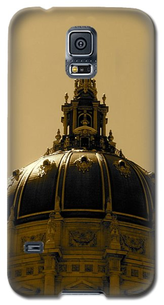 Galaxy S5 Case featuring the photograph Cupula by Fanny Diaz