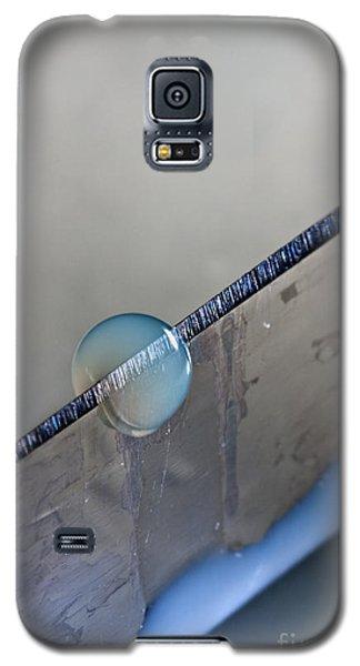 Cutting A Drop Galaxy S5 Case by Joerg Lingnau