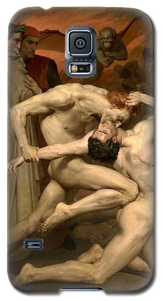 Dante And Virgil In Hell  Galaxy S5 Case