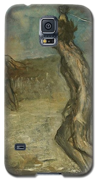 David And Goliath Galaxy S5 Case