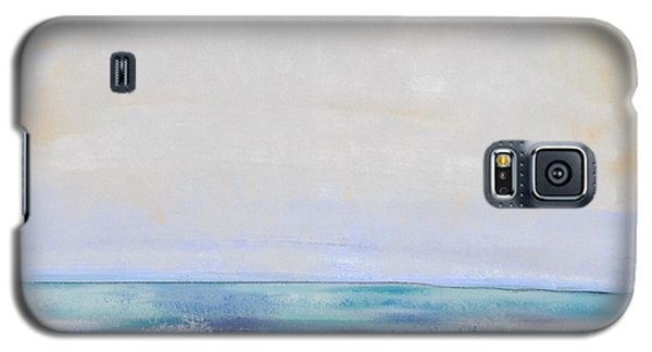 Day At The Beach Galaxy S5 Case by Paula Brown