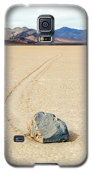 Death Valley Racetrack Galaxy S5 Case by Breck Bartholomew