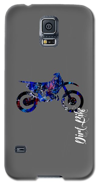 Dirt Bike Collection Galaxy S5 Case by Marvin Blaine