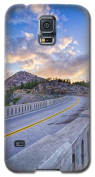 Donner Memorial Bridge Galaxy S5 Case